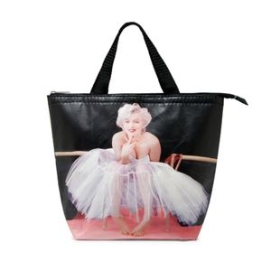 Handbags - marilyn monroe lunch tote